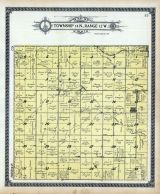 Township 14 N., Range 12 W, New Posen, Howard County 1917